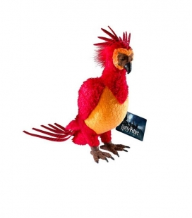 Peluche Fawkes el Fenix - Harry Potter - The Noble Collection