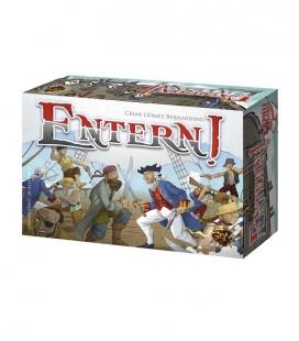 Entern! (¡Abordaje! segunda edición), juego de cartas de GDM Games