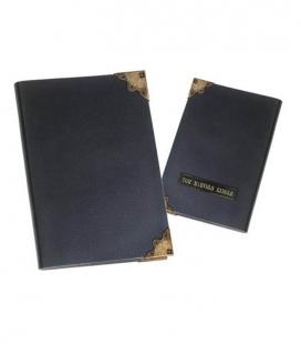 Diario de Tom Marvolo Riddle - Harry Potter - The Noble Collection