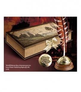 Pluma de escritura de Hogwarts - Harry Potter - The Noble Collection