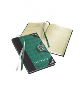 Diario - Slytherin - Harry Potter - The Noble Collection