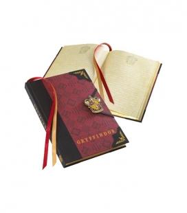 Diario - Gryffondor - Harry Potter - The Noble Collection