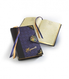 Diario - Hogwarts - Harry Potter - The Noble Collection