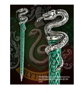 Bolígrafo - Slytherim - Harry Potter - The Noble Collection