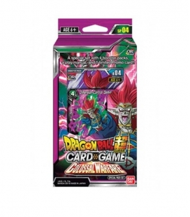 Dragon Ball Super Card Game Special Pack Set  Colossal Warfare Inglés