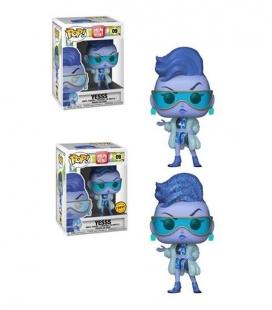 Funko POP! Brainy Smurf Filósofo - Los Pitufos