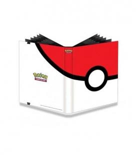 Pro Binder Pokemon de 9 bolsillos Pokeball Ultra Pro