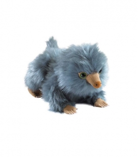 Peluche Baby Niffler Gris - Animales Fantásticos -  The Noble Collection