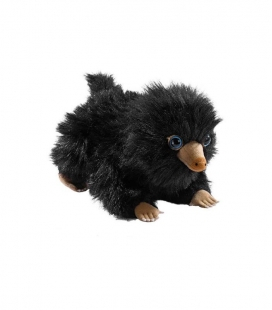 Peluche Baby Niffler Negro - Animales Fantásticos - The Noble Collection