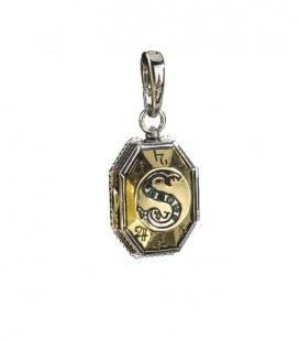 Slytherin's Locket - Lumos - Harry Potter -The Noble Colecction