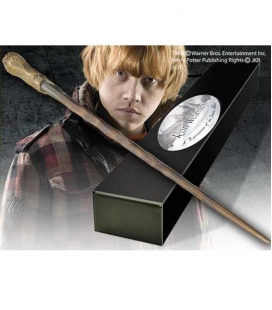 Varita mágica de Ron Weasley - Harry Potter - The Noble Collection