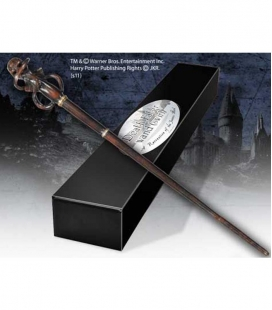 Varita de Mortifago (remolino) - Harry Potter - The Noble Collection