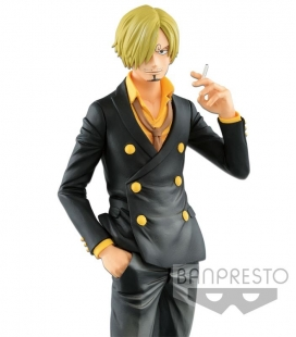 Figura One Piece Grandista The Grandline Men Sanji 28 cm de Banpresto