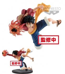 Figura One Piece Gxmateria The Monkey D.Luffy 20 cm de Banpresto