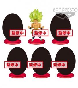 Figura Dragon Ball Super Movie  World Collectable Figure vol.3 7 cm de Banpresto