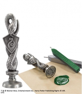Sello Slytherin Harry Potter The Noble Collection