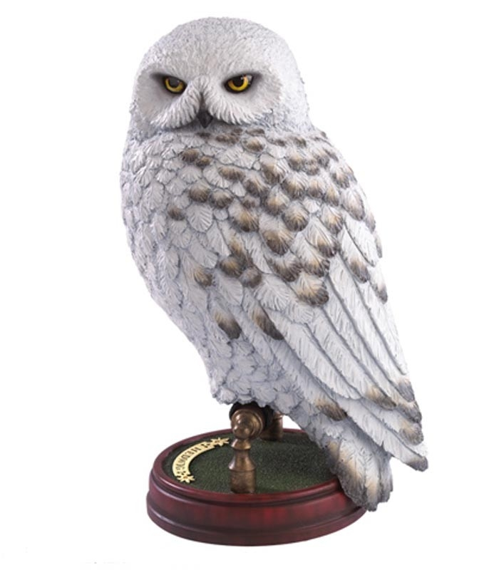 Escultura Hedwige Harry Potter The Noble Collection