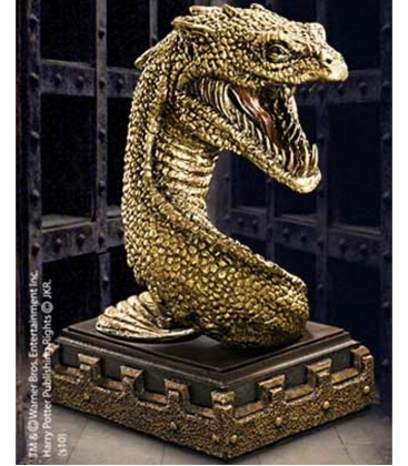 Soporte de libros - Basilisco Harry Potter The Noble Collection