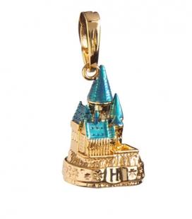Hogwarts dorado - Lumos Harry Potter The Noble Collection