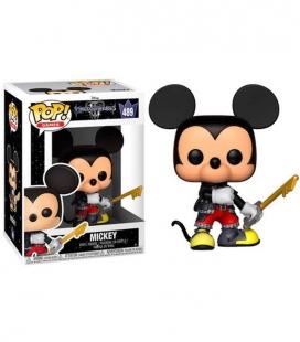 Funko POP! 489 Mickey - Kingdom Hearts