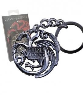 Llavero Targaryen Juego de Tronos The Noble Collection