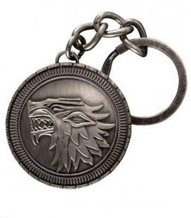 Llavero Escudo Stark Juego de Tronos The Noble Collection