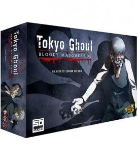 Tokyo Ghoul - Juego de mesa SD Games