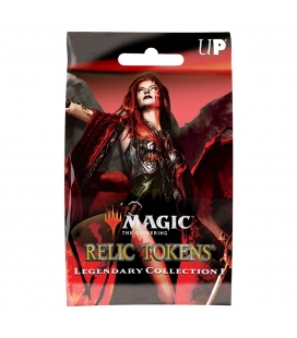 Display Relic Tokens Magic the Gathering - Legendary Collection Ultra Pro