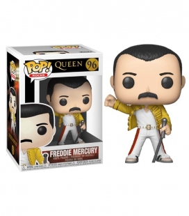 Funko POP! 96 Queen Freddie Mercury Wembley 1986 - Música