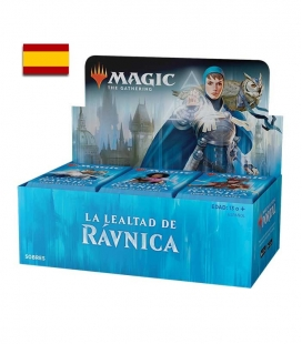 Caja de sobres Ravnica Allegiance Español - cartas Magic the Gathering
