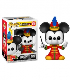 Funko POP! 430 Band Concert Mickey - Mickey Mouse