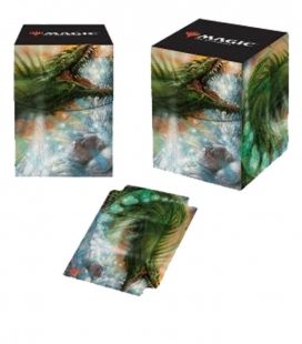 Caja de mazo Ultimate Masters Magic the Gathering V4 Ultra Pro. Para 100 cartas enfundadas