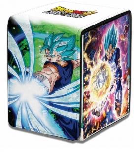 Caja de mazo Dragon Ball Super Alcove Flip Box Ultra Pro