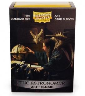 Fundas Standard  Art Sleeves ClassicThe Astronomer Dragon Shield - Paquete de 100