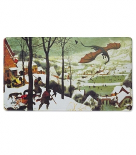 Tapete Hunters in the snow Edición Limitada Dragon Shield