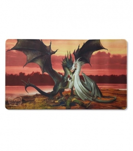 Tapete Valentine Dragons Edición Limitada Dragon Shield
