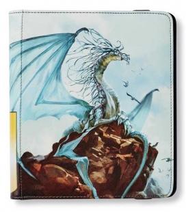 Card Codex Caelum Portfolio 160AT-36208 Dragon Shield. Para 160 cartas con doble funda