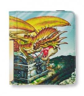 Card Codex Anesidora Portfolio 80 Dragon Shield. Para 80 cartas con doble funda