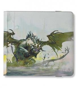 Card Codex Dashat Portfolio 576 Edición Limitada Dragon Shield. Para 576 cartas con doble funda