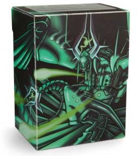 Caja de mazo Dragon Shield Deck Shell Art Mint Arado