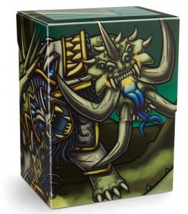 Caja de mazo Dragon Shield Deck Shell Art Ivory Opylae