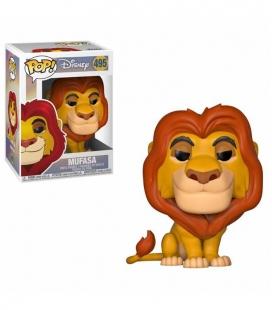 Funko POP! 495 Mufasa - El Rey León