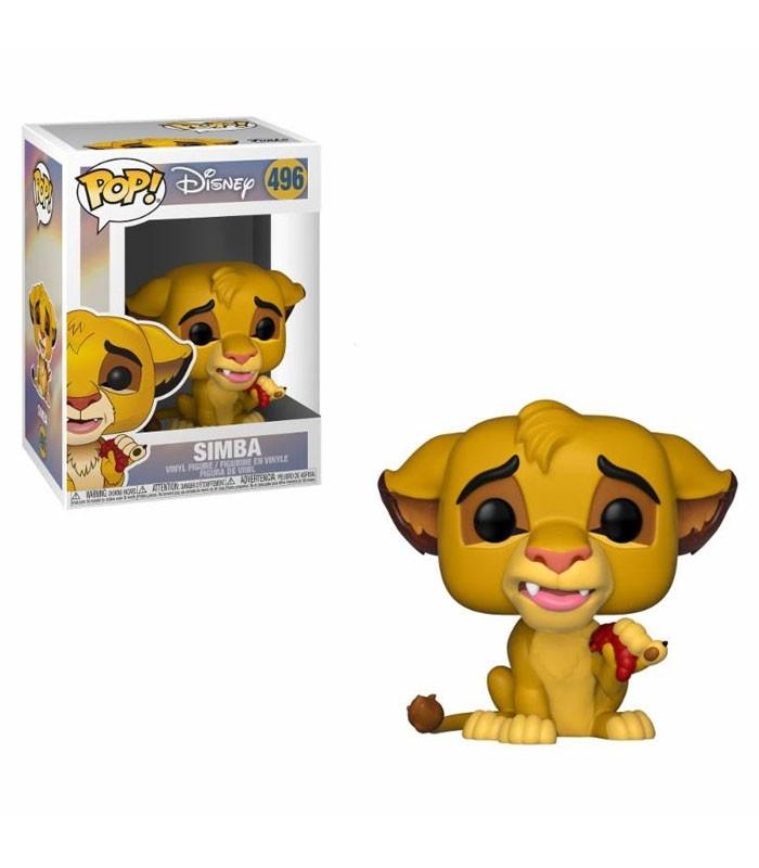 Funko POP! 496 Simba - El Rey León