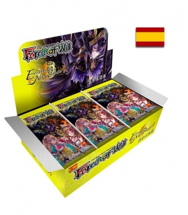 Caja de sobres The Strangers of New Valhalla Español - cartas Force of Will