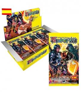 Caja de sobres El Renacer del Valhalla / New Dawn Rises Español - cartas Force of Will