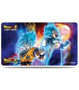 Tapete Dragon Ball Super Vegeta, Goku, and Broly Ultra Pro