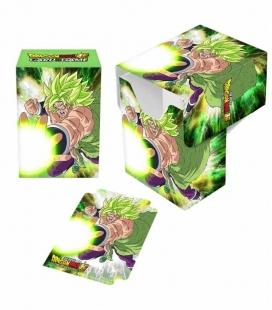 Caja de mazo Dragon Ball Super  Full-View Deck Box Broly Ultra Pro