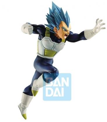 Figura DRAGON BALL SUPER SUPER SAIYAN GOD SUPER SAIYAN VEGETA Z-BATTLE de Bandai