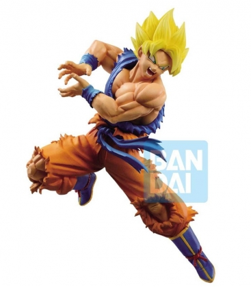Figura DRAGON BALL SUPER SUPER SAIYAN SON GOKU Z-BATTLE de Bandai
