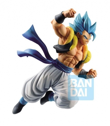 Figura DRAGON BALL SUPER SUPER SAIYAN GOD SUPER SAIYAN GOGETA Z-BATTLE de Bandai